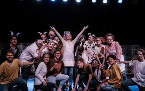 BHS's children's musical The Pound: A Musical For The Dogs