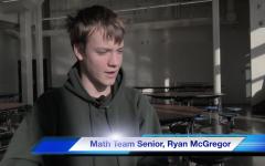 Student of the Week 2/24/20 – 3/2/20: Math Team Senior Ryan McGregor