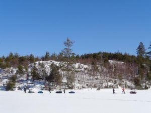 Surviving in the Boundary Waters: Snapshots from Winter Trek '20
