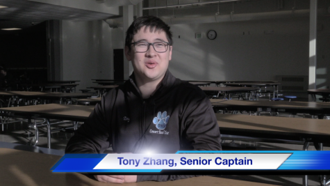 Tony Zhang, Senior Captain